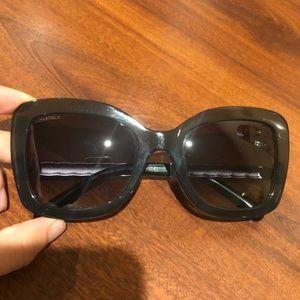 A23 CHANEL 5370 Square Sunglasses